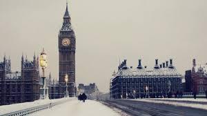 big ben snow united kingdom winter best city
