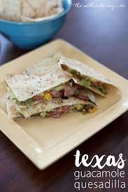 Oscar Dinner Ideas Texas Guacamole Quesadilla Oscars Party A Joyfully Mad Kitchen