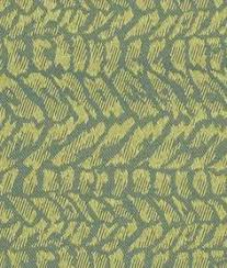 Tropical Upholstery Green Natural Woven Large Tropical Leaves Upholstery Fabric