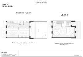 town house floor plan royal wharf london floor plan showroom hotline 65 61007688