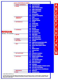 2005 nissan x trail t30 series service repair manual pdf