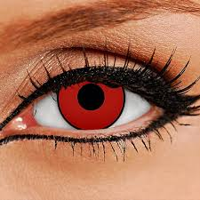 manson red contact lenses halloween contacts