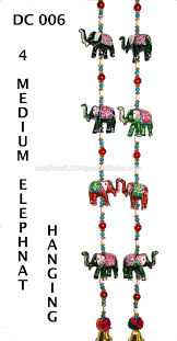 Home Decor Wholesale Market Gujarati Home Decor Animal Themed Handmade Door Hanging Wholesale