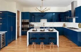 blue modern kitchen cabinets 33 blue and white kitchens design ideas blue kitchen