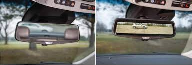 Blind Spot Mirror Where To Put Feds Ok Cadillac U0027s High Res Lcd Rear View Mirror Extremetech
