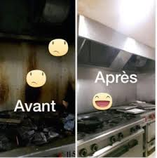 degraissage de hotte de cuisine professionnelle dégraissage cuisine hotte professionnelle à sh hygiène
