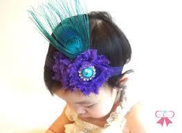 peacock headband chagne peacock headband happy bowtique headband