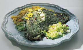 cuisiner filet de merlan recette filets de merlan panés aux herbes