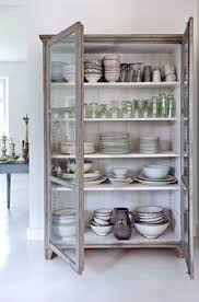Dining Room Glass Cabinets by Rustic Glass Display Cabinet Perfect For A Farmhouse Style