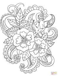 paisley designs coloring pages free coloring pages