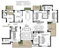 100 4 bedroom luxury apartment floor plans 4 bedroom