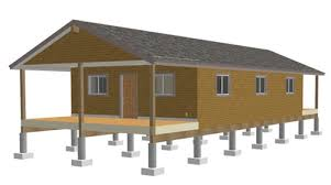 one room cabin floor plans e cabin plans