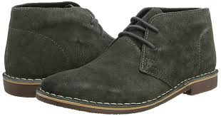 red tape gobi suede men u0027s desert boots grey shoes red tape leather