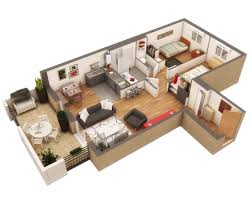plan appartement 3 chambres programme immobilier neuf à laval en mayenne 53 groupe procivis