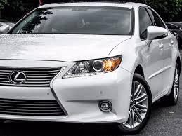 used lexus es 350 reviews 2014 used lexus es 350 4dr sedan at alm gwinnett serving duluth