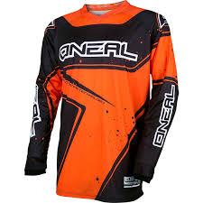 motocross gear kids oneal element 2017 racewear youth motocross jersey mx quad atv