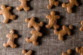 stress free vegan holiday gingerbread cookies recipe on food52