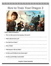 worksheet train dragon 2