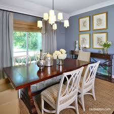 Save Money Staging Your Home With Furniture Upcycling - Dining room staging