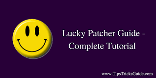 Lucky Patcher Lucky Patcher Complete Guide Tutorial Tips Tricks Guide