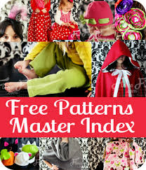 fleece fun free sewing patterns and diys