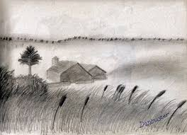 landscape pencil by dcleadboot on deviantart