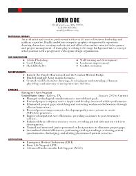 Core Qualifications List Lot Attendant Cover Letter