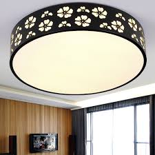 Porch Ceiling Lights Simple Modern Led Round Ceiling Lights Living Room Bedroom Dining