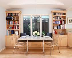 Window Seat Bookshelves Window Seat Bench Ideas Kitchen Traditional With Vaulted Ceiling
