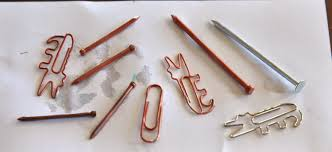 a of fish electroplating copper plating nails and