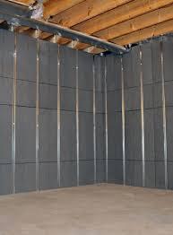 basement to beautiful insulated wall panels u0026 studs
