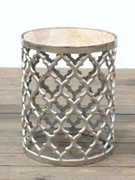round chrome side table excellent chrome side table collection medsonlinecenter info