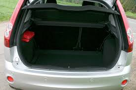 nissan micra luggage capacity ford fiesta hatchback review 2002 2008 parkers