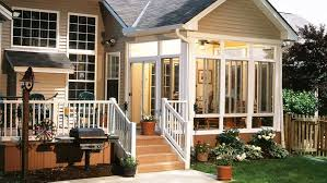 Adding Sunroom Pictures Of Sunrooms Sunrooms Bm Wythe Blue Walls Deep Gold And