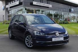 volkswagen atlantic find a used blue vw golf mk7 facelift 2 0 tdi gt bmt 150 ps 5dr