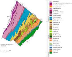 clark county gis maps usgs vawsc clarke county geology data
