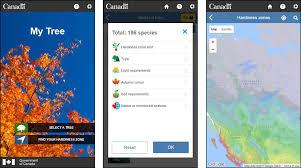 Canadian Garden Zones - my tree natural resources canada