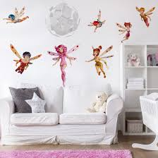 wall decal mia and me mia and the elves of centopia