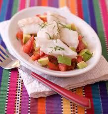 recette de cuisine mexicaine facile ceviche de poisson à la mexicaine les meilleures recettes de