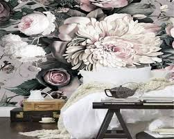 compare prices on television rooms online shopping buy low price beibehang 3d wallpaper modern style large floral mural living room bedroom television background photo wallpaper for