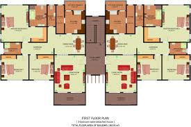 Simple 3 Bedroom Floor Plans by Download 3 Bedroom Apartments Plan Buybrinkhomes Com