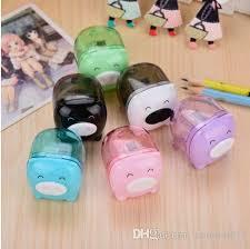 Japanese Desk Accessories Japanese Stationery Jumbo Pig Pencil Sharpener School