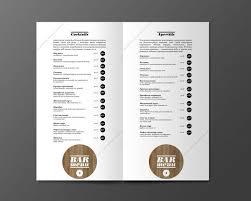 Designs Of Menu Card 522 Best Restaurant Menu Design Images On Pinterest Restaurant