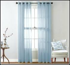 Walmart Sheer Curtain Panels Sheer Blue Curtains Light Blue Sheer Curtain Panels 1 Sheer Blue