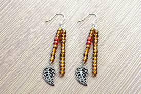 seed bead earring patterns pictures photos and images for