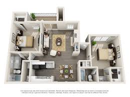 2 Bedroom Plan by 1 And 2 Bedroom Apartments For Rent The Arbors At Brookfield