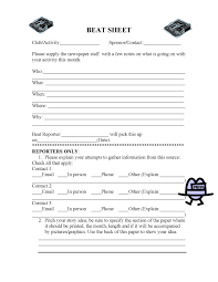 journalism yearbook worksheet for students google search
