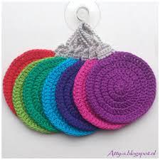 ornament coaster free crochet pattern free patterns