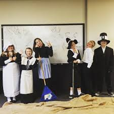 thanksgiving skit covenant preparatory school