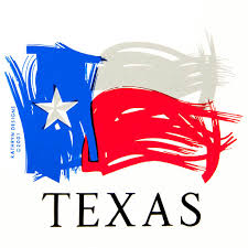 Texaa Flag Texas State Flag Porcelain Tile Trivet Guenther House
